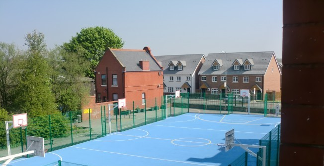 Sport Facility Repairs in Ashford